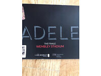 2 Adele tickets package Wembley
