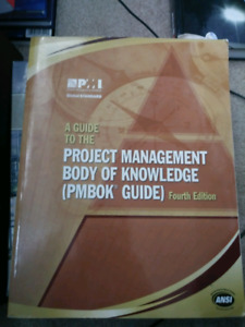 PMBOK GUIDE Project Management