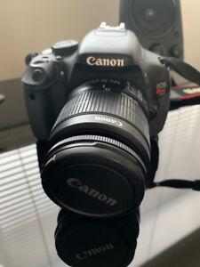 Canon Rebel T3i and Studio Starter Kit