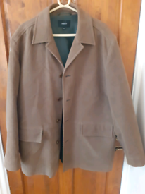 NEXT Moleskin Men's Jacket Coat Large