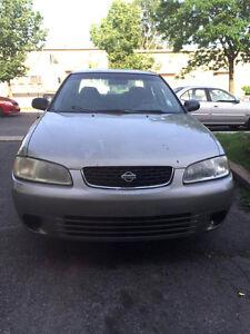 2001 Nissan Sentra Autre