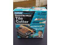 Diamond Wet Wheel Tile Cutter