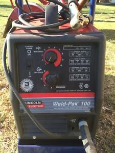Lincoln welder 110 amp FOR SALE!