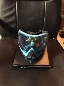 DYE I4 Paintball Mask Thermal Powder Blue Kitchener / Waterloo Kitchener Area image 2