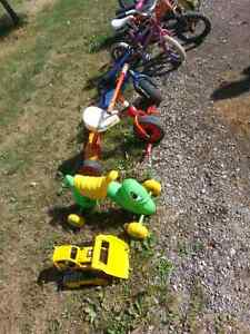 Kids bicycles for sale,   5$ each Cambridge Kitchener Area image 3
