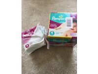 83 x PAMPERS PREMIUM PROTECTION ACTIVE FIT SIZE 4
