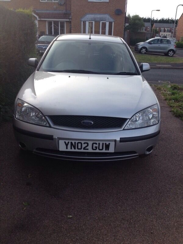 2002 ford mondeo lx in wolverhampton west midlands gumtree. Black Bedroom Furniture Sets. Home Design Ideas
