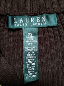 NEW Ralph Lauren Jacket (XS) London Ontario image 2