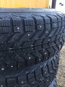 225/75R15 summer and winter tires $300.00
