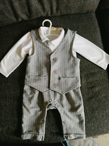 Suit for baby (cotton)