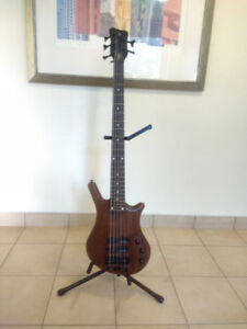 Warwick Thumb Five String Bass - Built in Germany