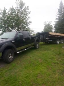 Dump Trailer For Hire $150