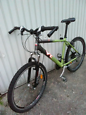 Adult large mountain bicycle