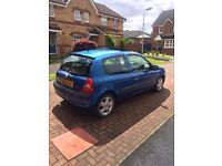 Renault Clio 1.5 DCI. £30 Road Tax