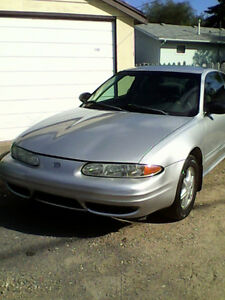 2002 Oldsmobile Alero GX Coupe (2 door)