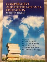 Comparative and International Education; Issues for Teachers