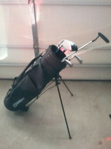 Golf club set and other golf items such as Taylor-Made driver