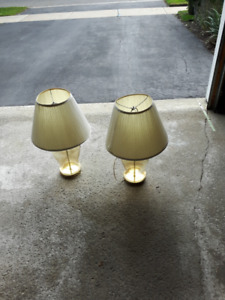 table lamps and desk lamps