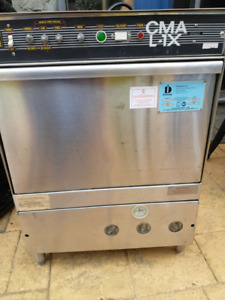 Commercial / industrial dishwasher