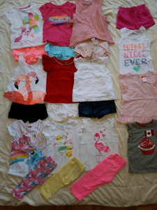 Toddler girls summer clothes 3T/4T
