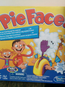 Brand new Pie Face game $5