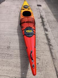 Dag Tiwok Evo Luxe Sea Touring Kayak Canoe