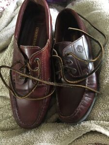Italian Leather Boat Shoes (womens)  London Ontario image 1