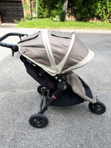 Baby Jogger City Mini GT Stroller with Accessories