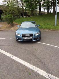 Audi A5 2.7TDI Auto