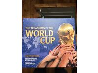 The Treasures of the World Cup Interactive Book