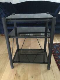 3 x Shelf HI - Fi separates stand.