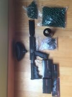 Tiberius T9.1 paintball gun