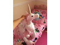 Unicorn dress up toy