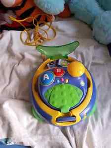 Leap Frog game system