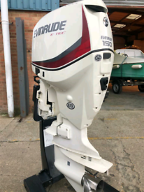 Evinrude 150hp outboard