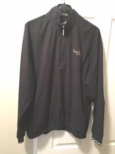New Blue or Black Ashworth Riverbend Golf Club Jacket Men's Xlg