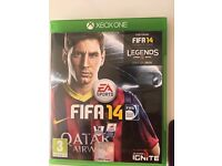 Fifa 14 Standard edition for Xbox one