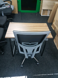 Flip flop folding computer desk&Chair ☆☆SPECIAL OFFER☆☆ FREE DELIVERY