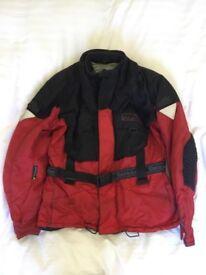 Hein Gericke All Seasons Motorcycle Jacket XXL