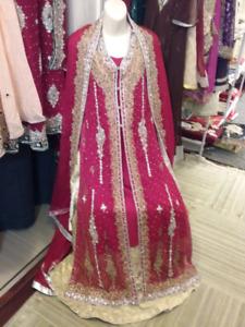 Bridal,Mehandi,Nikkah,Engagaement ,Bridesmaid & Party Dresses