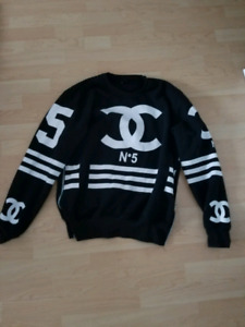 Coco chanel N°5 sweater large