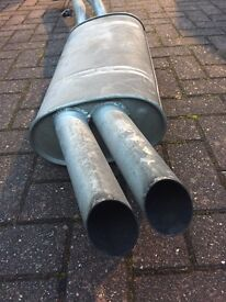 BMW E30s 325 exhaust