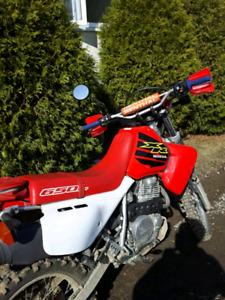 Xr 650l 2000
