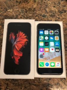 iPhone 6s 64 gbs like new no scratches/dents (unlocked)