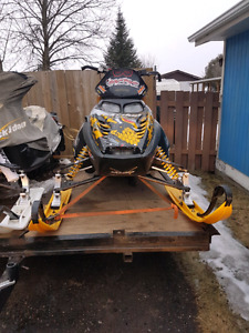 2007' MXZX factory mod sled with 770
