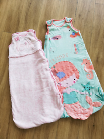 Baby Sleeping Bags & Cotbed Blankets