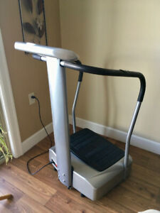 Vibrational Fitness Machine