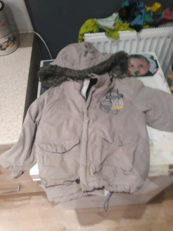 431e30c2ec boys timberland winter coat   in St George, Bristol   Gumtree