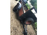 Swap a 3x5 trailer for alloys