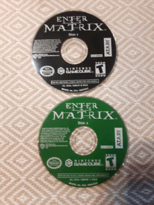 Enter the Matrix (Gamecube)
